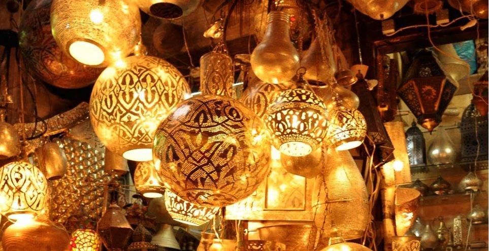 Lampe-marocaine
