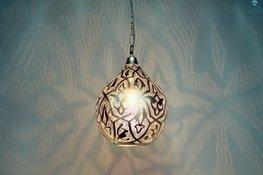 Oriental Lampe Mes M