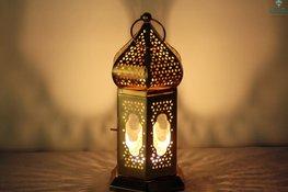 Lanterne oriental El Dorado