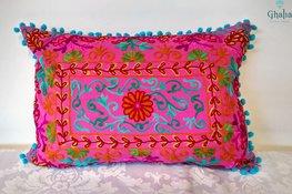 Oreillers Orientales Damali Pink 50 x 35