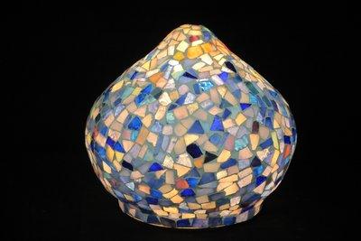 Mosaïque Lampe Onion