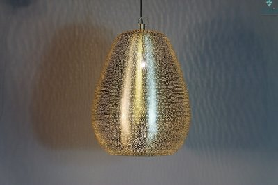 Oosterse hanglamp Nila XL