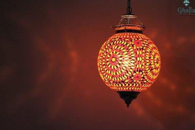 Mozaïek Hanglamp Ahmar