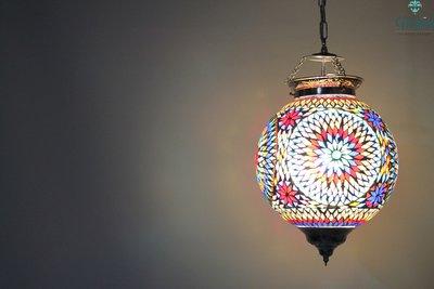 Mozaïek Hanglamp Alwan