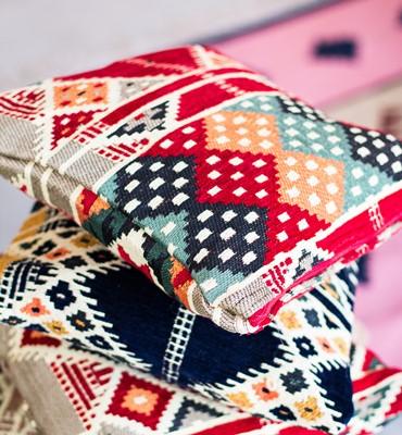 Tapis et textiles de maison de Ghalia